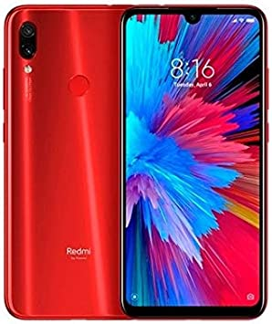 MOVIL Smartphone XIAOMI REDMI Note 7 4GB 64GB DS Rojo: Amazon.es ...