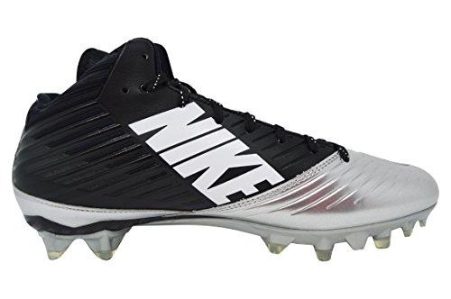 Nike Vapor Speed �?/4 TD Fußballschuh Silber schwarz