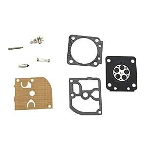 Kit de reparación de carburador para motosierra STIHL MS170 MS180 MS210 MS230 MS250 017 018 021 023 025 con carburador Walbro