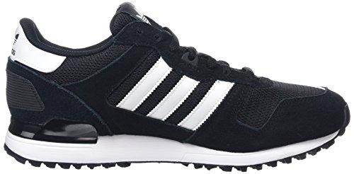 timeless design 240e6 4b153 ... adidas Zx 700, Zapatillas de Deporte para Hombre Negro (Negbas   Ftwbla    Negbas