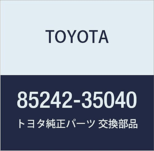 : Genuine Toyota (85242-35040) Wiper Blade