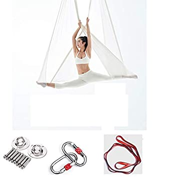 Amazon.com: YUJIADC Aerial Yoga Swing, Healthy Life Yoga ...