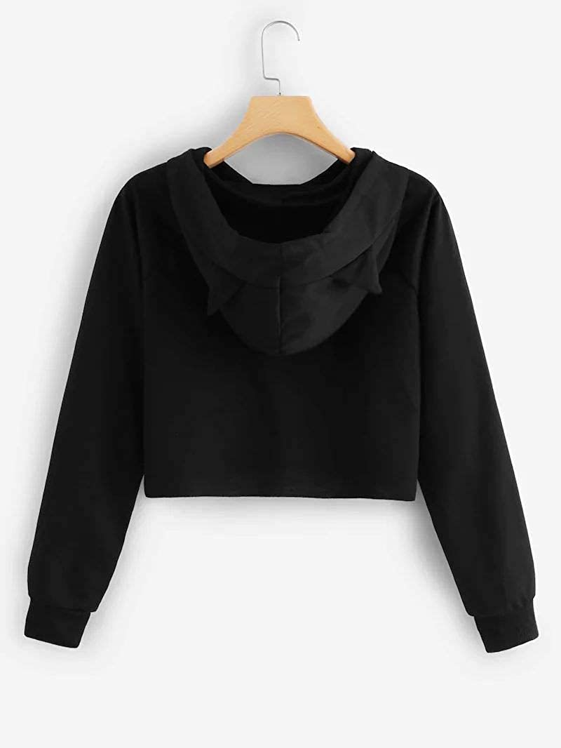 1936138bd5d Digital Dress Women s Cotton Hoodie Sweatshirt Female Cat Long Sleeve  Hooded Sweatshirt Red Warm Hoodies Tracksuit Autumn Winter Top T-Shirt  Sweat Coat ...