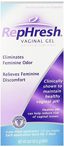 (RepHresh Vaginal Gel,, 0.07 oz., 12 Prefilled Applicators (hy3v9n))