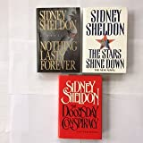 download ebook sidney sheldon (3 book set) nothing lasts forever, the stars shine down, the doomsday conspiracy by sidney sheldon pdf epub