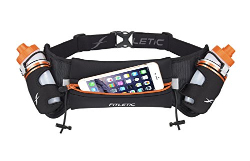 Fitletic Hydra 16 ounce Hydration Belt