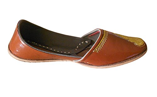 Chaussons Pour Marron Kalra Homme Creations R7TwZqf