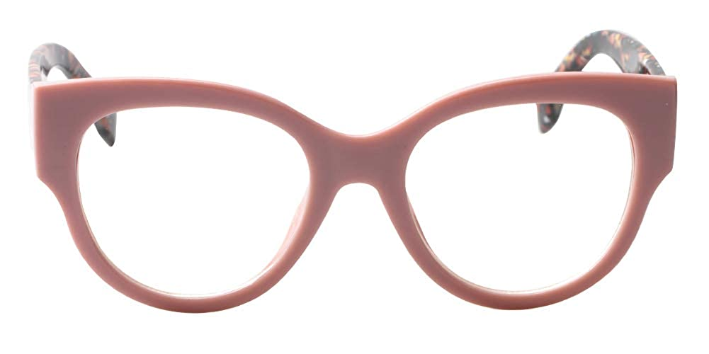 7752c1526836 ... SOOLALA Ladies Modern Fashion Prescription Eyeglass Frame Cat Eye  Reading Glass Black ClearLens 17-661 ...