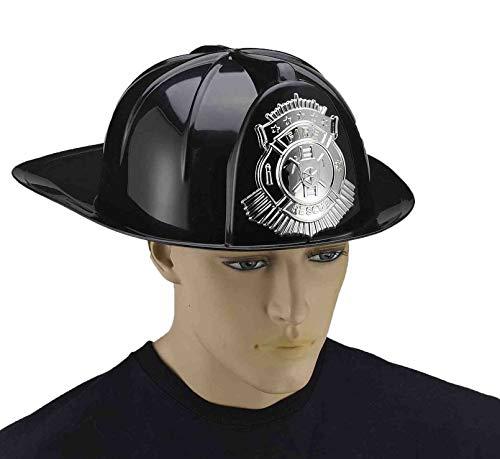 Forum Novelties Party Supplies Men's Deluxe Fireman's Helmet,