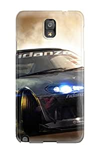 Tpu Case Cover For Galaxy Note 3 Strong Protect Case - Race Driver Grid 3 Design 8696692K29602747