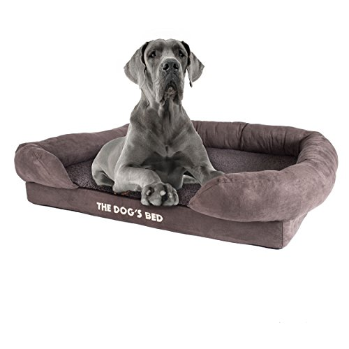 The Dog's Bed Premium Supportive Foam Bed