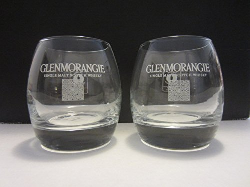 set-of-2-glenmorangie-single-malt-scotch-whisky-cadboll-stone-2013-open-muirfield-round-lowball-rock