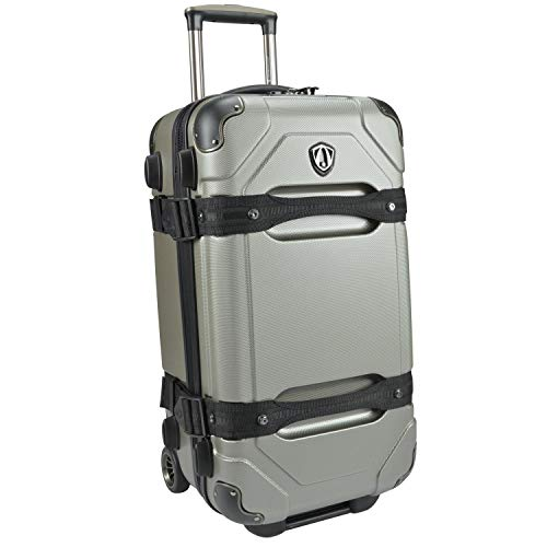 Travelers Choice Maxporter 24 Rolling Trunk Luggage