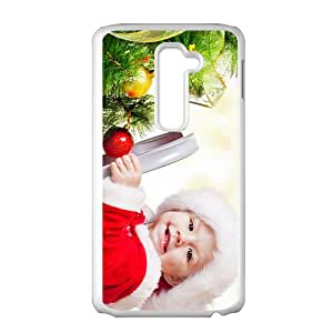 Hang a Christmas lantern Hight Quality Plastic Case for LG G2