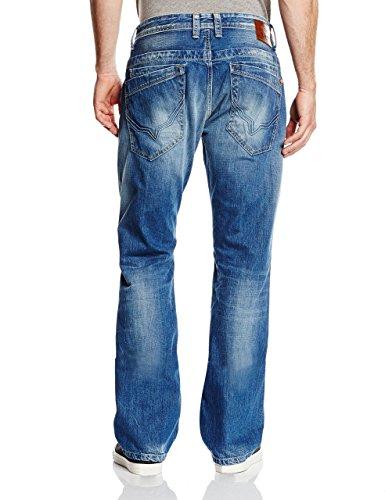 Jeans Pepe Z45 Jeanius Vaqueros Hombre Denim Azul para A48Fxw4