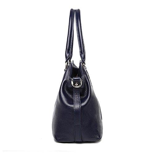 Mena UK- Angleterre Sac de mode multicolore option femelle / sac de messager nouveau bracelet en cuir souple saphir incrusté sac à main