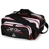 Roto-Grip RG2203 Bowling Bag, White/Black,