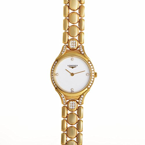 Longines Dress quartz womens Watch L6.124.7.27.6 (Certified (Longines Quartz)