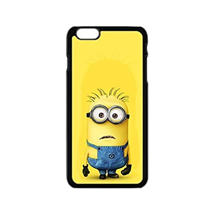 Amazon.com: Lovely Minions Cell Phone Case for Iphone 6 ...