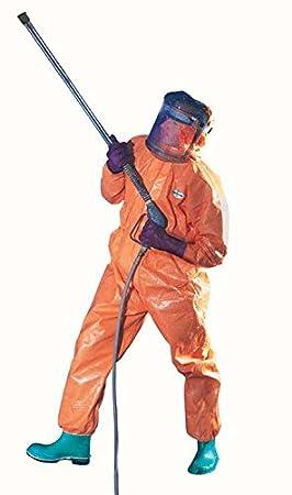 Kimberly Clark, KleenGuard A80 Mono Traje De Protección (XL ...
