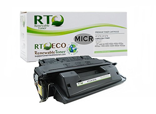 Renewable Toner Compatible Replacement C4127X product image