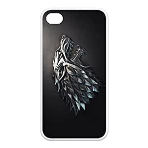 At-Baby Custom Game of Thrones Durable Phone Case Cover for iPhone 5 5S inch Laser Technology TT1