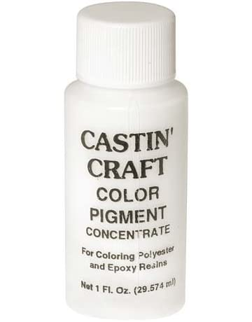 Environmental Technology 1-Ounce Casting Craft Opaque Pigment, White