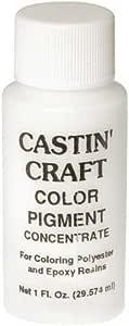 Castin Craft Castin Craft Casting Resin Opaque White Pigment Dye (1 Oz) Resin Pigment