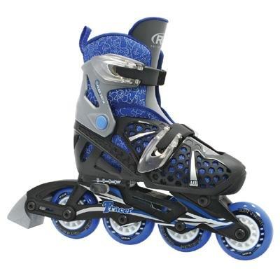 Roller Derby Boys Tracer Adjustable Inline Skate Medium from Roller Derby