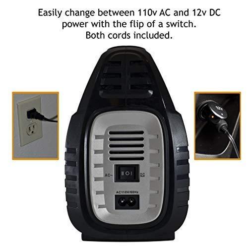 Advanced 12V Portable Air Compressor JACO SmartPro 2.0 AC//DC Digital Tire Inflator Pump 100 PSI