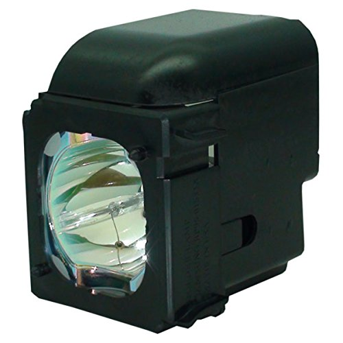 AuraBeam Rear Projection TV Replacement Lamp, for Samsung BP96-01653A, Assembled by Osram Neolux. Lamp with Housing
