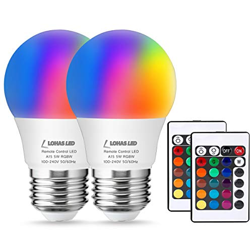 Changing Colors Led Pendant Light