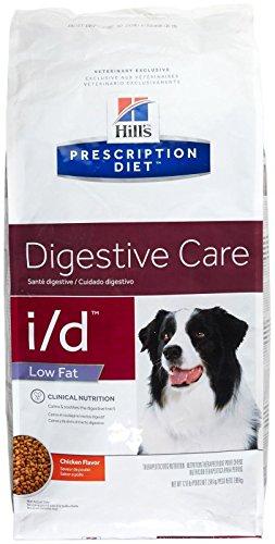 (Hill's Prescription Diet i/d Low Fat GI Restore Canine Dry Dog Food, 17.6-lb bag)