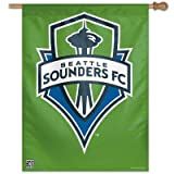 Seattle Sounders – 27″ x 37″ MLS Vertical Banner For Sale