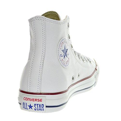 Converse Chuck Taylor Hi Manar Sko Vit 132169c
