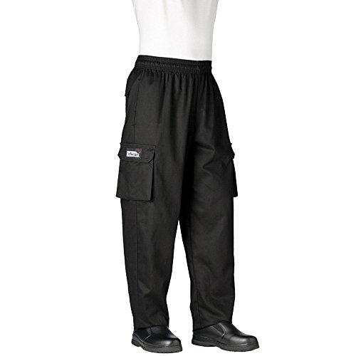 Chefwear Chef's Cargo Pants - Extra Large (Chefwear Pants Chef)
