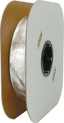 "DEI 010403 Heat Sheath - Aluminized Sleeving for Ultimate Heat Protection, 0.75"" x 3'"