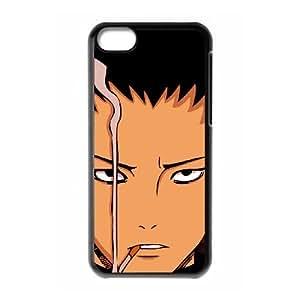 iPhone 5c Cell Phone Case Black Nara Shikamaru 005 VA2454760