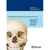 PROMETHEUS Kopf und Neuroanatomie. DVD-ROM für Windows ab 98 und Mac . Abbildungen zur Vorbereitung von Unterricht und Vorträgen