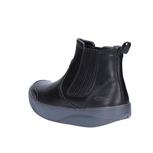 MBT Sneakers Hombre 42 EU Negro Cuero