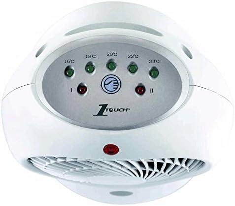 Bionaire bfh265 calentador de ventilador de One Touch oscilante ...