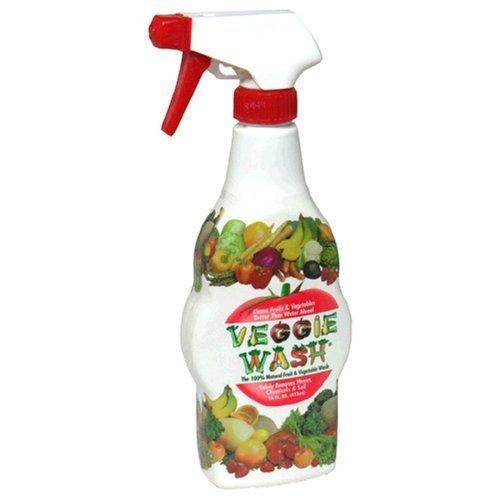 (Citrus Magic, Fruit & Veggie Wash, 16 oz)