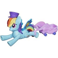 My Little Pony Zoom n Go Rainbow Dash Doll