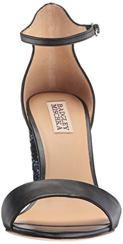 Badgley Mischka Womens Gwen Dress Sandal Black