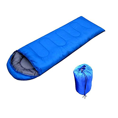 Enshey Envelope Sleeping Bag Outdoor Camping Sleeping Bag Portable Waterproof Compression Sleep Sack for Traveling Backpacking Camping Hiking by Enshey