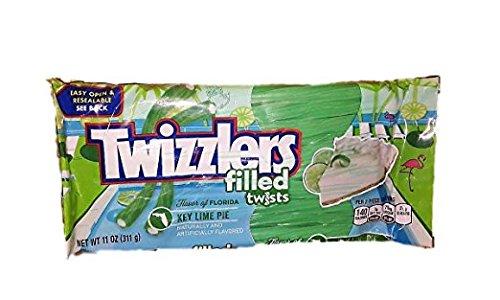 Twizzlers Key lime Pie Twists ( 2 PACK ) (Key Lime Pie)