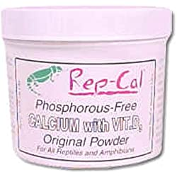 Rep-Cal Original Calcium with D-3 Size 5.2oz