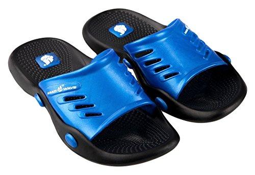Mad Wave uomo M0320 07 7 04W-Pantofole, colore: blu Navy, Taglia: 44