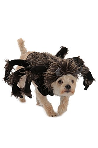 Princess Paradise Tarantula Dog Costume, Black, Medium