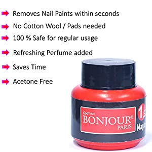 Coat Me Bonjour Paris Magic Nail Polish Remover (50 ml)